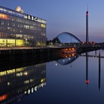 BBC Scotland and Science Centre