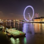 London Eye, Embankment